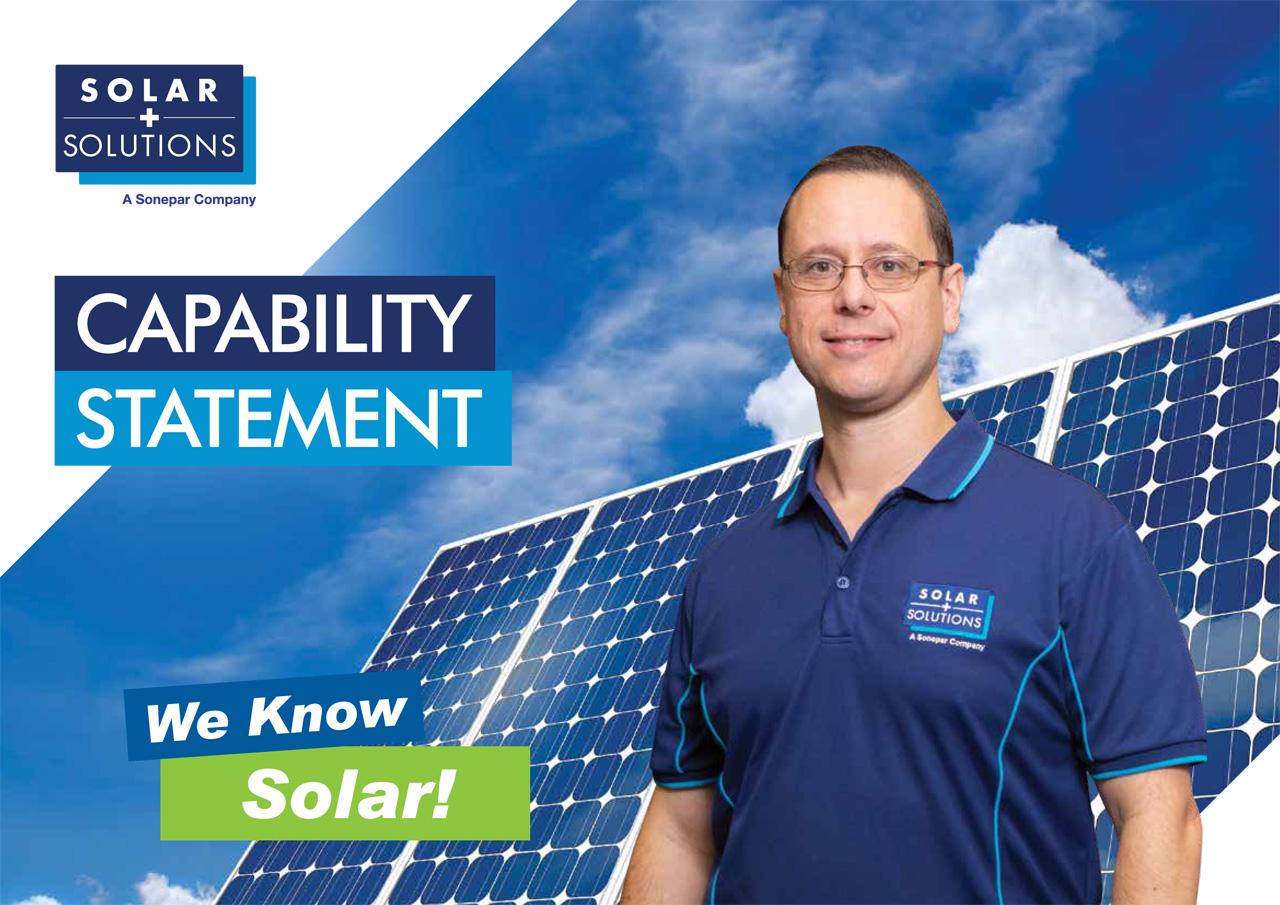 Solar Capability Statement